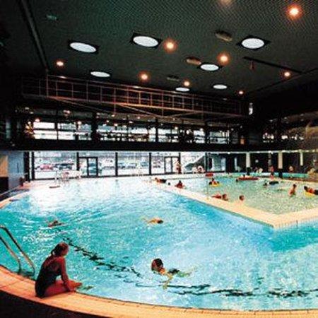 DGI-byens Hotel: Pool view