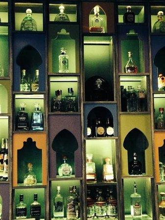 Flying Iguana Taqueria & Tequila Bar : Bar