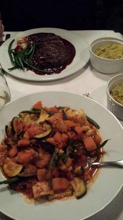 Meditrina Market Cafe: Steak and veggie stew