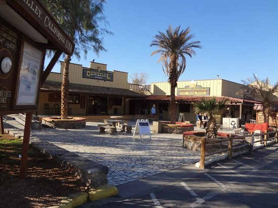 Furnace Creek Resort General Store Picture Of The