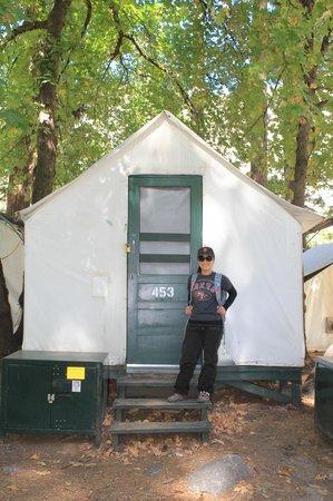 Half Dome Village : room 453