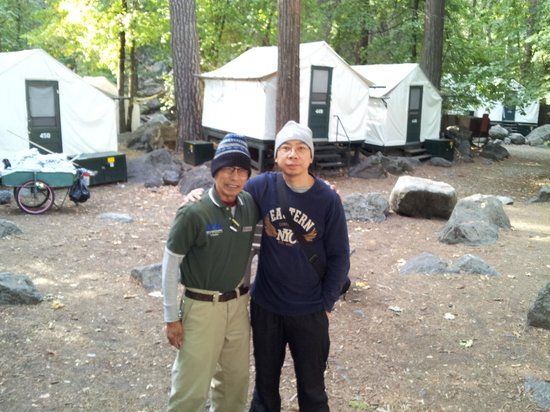 Half Dome Village: We liked staff ROGELIO!!!