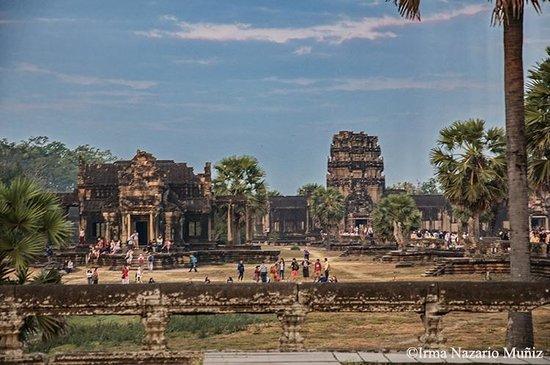 Bloom Garden Guesthouse Villa: Angkor Temple