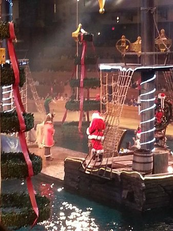 Pirates Voyage : Christmas Show