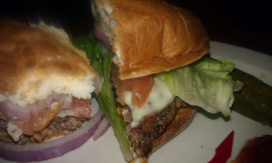 Glory Days Grill: gluten free bun