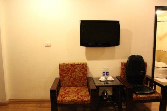 Aquarius Legend Hotel : Room