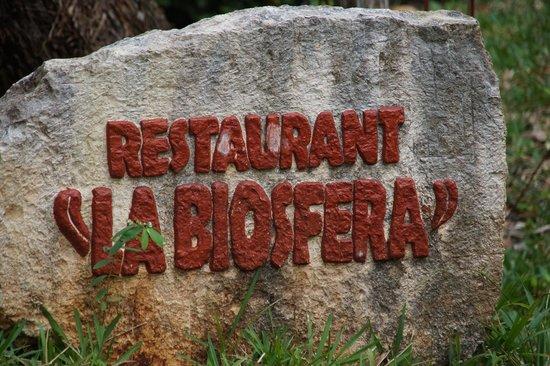 Chicanna Ecovillage Resort: Restaurant