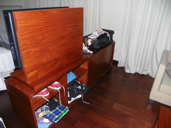 Flaat Basavilbaso: ni usamos el living porque el dormia ahi