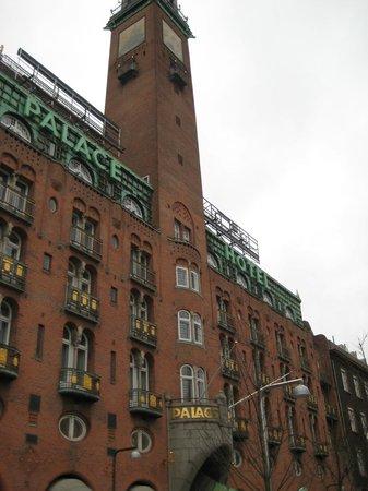 Scandic Palace Hotel: отель