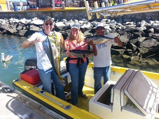 Sushi Time Sport Fishing: With Captain Jorge