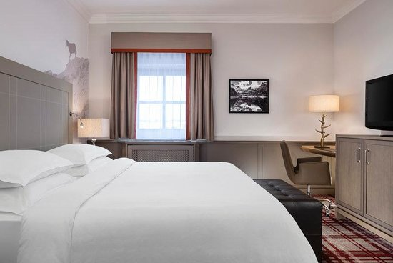Sheraton Fuschlsee-Salzburg Hotel Jagdhof: Classic Room