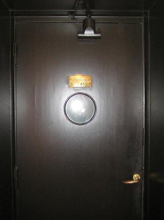 Scandic Palace Hotel: лифт