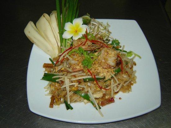 Sea Breeze Restaurant : Shrimp Padthai