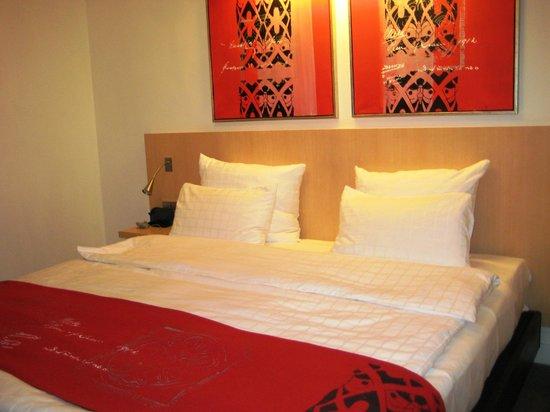 Scandic Palace Hotel : номер