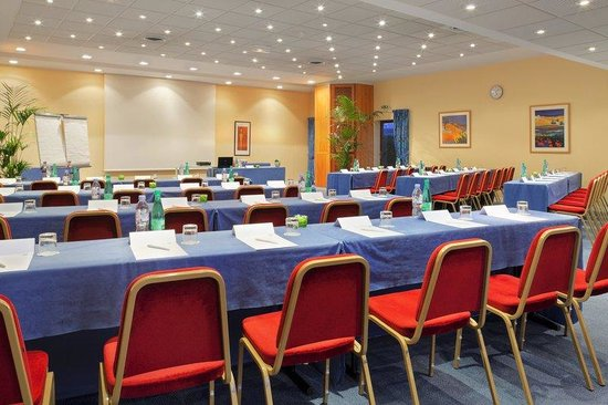 Holiday Inn Le Touquet: Bleriot Meeting Room