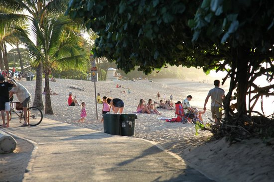Sunset Beach Park: エントリー