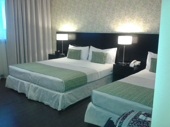 Grand Crucero Iguazu Hotel: La 523 ♥