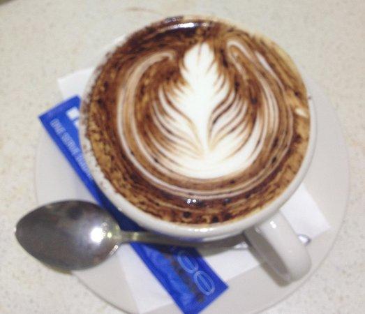 One on LaBalsa : Love a fancy coffee