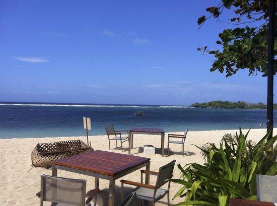 Nusa Dua Beach Hotel & Spa: The Beach:)