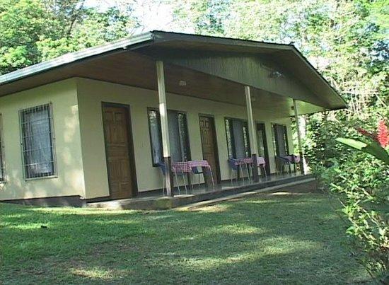 La Purruja Lodge: Spacious rooms
