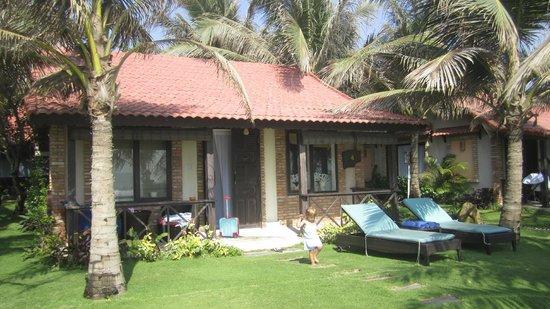 Green Organic Villas: Vila