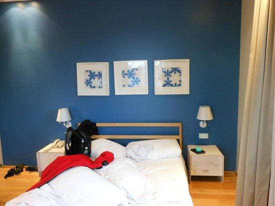 Best Western Plus Hotel Bologna: cama doble