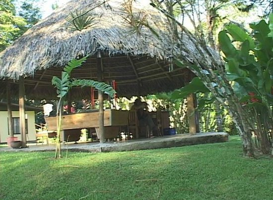 La Purruja Lodge : A great place for breakfast