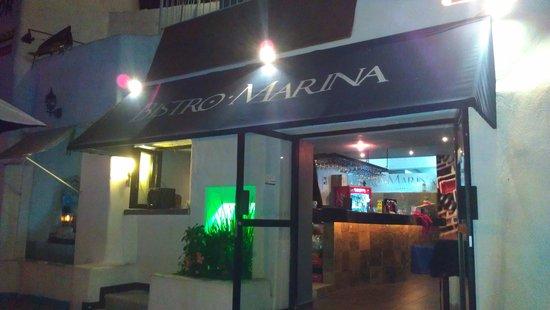 Bistro Marina: :)