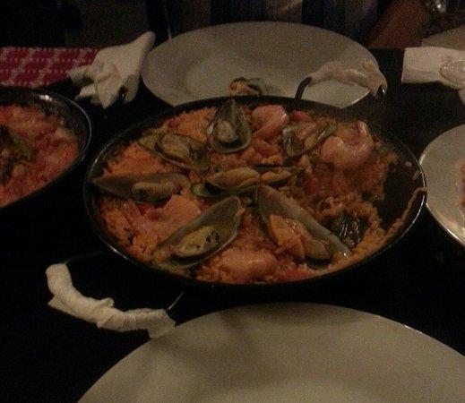 Do Galego: Paella!