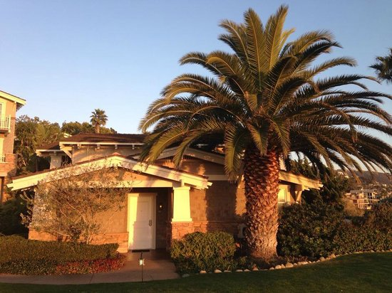 Montage Laguna Beach: My bungalow.