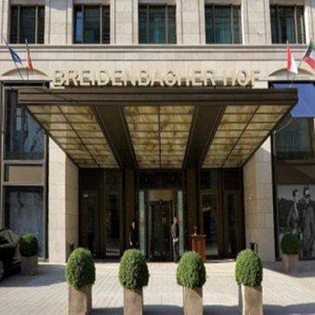 Breidenbacher Hof, a Capella Hotel: BBHExterior CROPPED