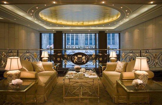Breidenbacher Hof, a Capella Hotel: Lobby Lounge
