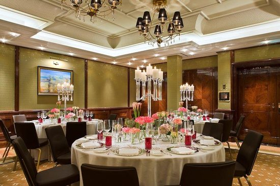Breidenbacher Hof, a Capella Hotel: Boardroom Private Dining