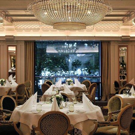 Breidenbacher Hof, a Capella Hotel: Restaurant