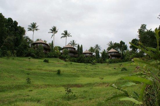 Taman Wana Villas and Spa : Magical and mysterious at the same time!