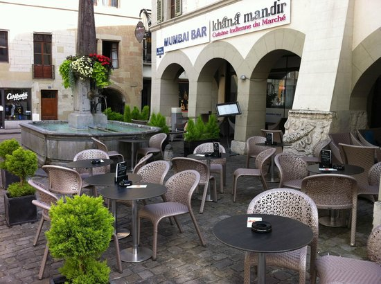 Indian Restaurant In Nyon