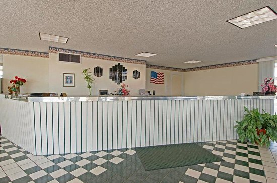 Americas Best Value Inn Altus: Lobby