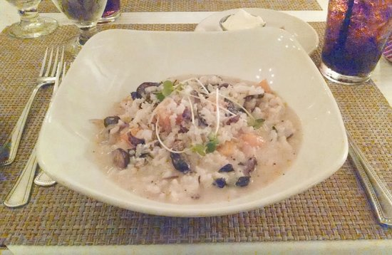 Calistoga Inn Risotto