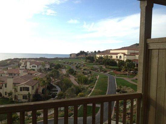 Terranea Resort: View from room