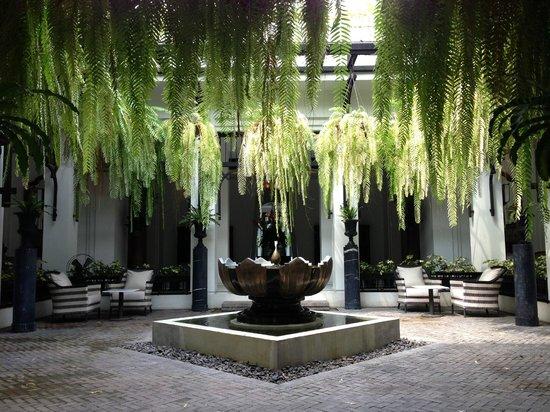 The Siam: Foyer Area