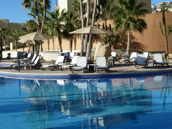 Sandos Finisterra Los Cabos: Pool area we loved the best