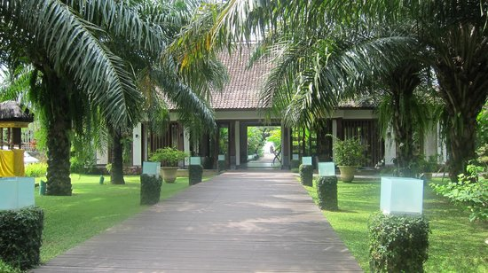 Rama Candidasa Resort & Spa : VERY BEAUTIFUL AND CLEAN