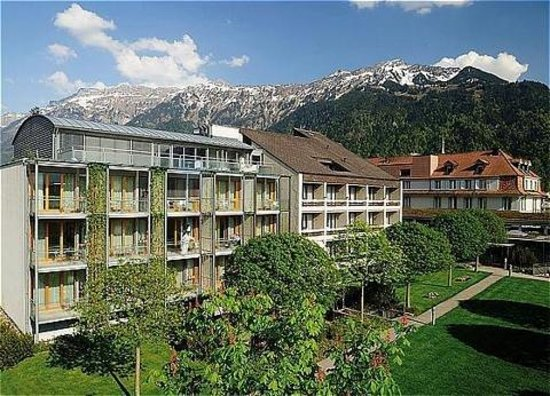 Hotel Artos Interlaken: Exterior View