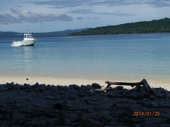 Bokissa Private Island Resort: beach