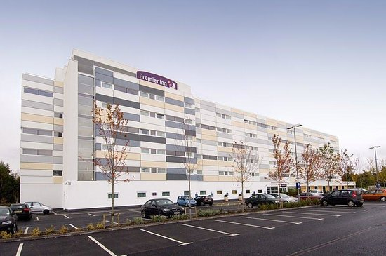 ‪‪Premier Inn Manchester Airport (M56/J6) Runger Lane South‬: Exterior‬