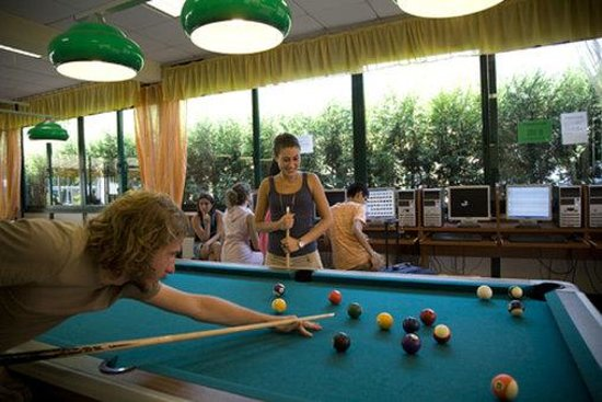 Camping Village Jolly: Billiard Tables