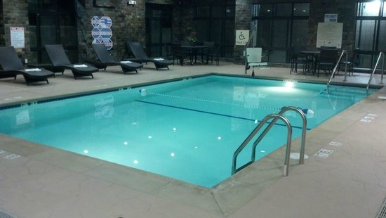 Picture of hampton inn los angeles int 39 l airport - Indoor swimming pool in los angeles ...