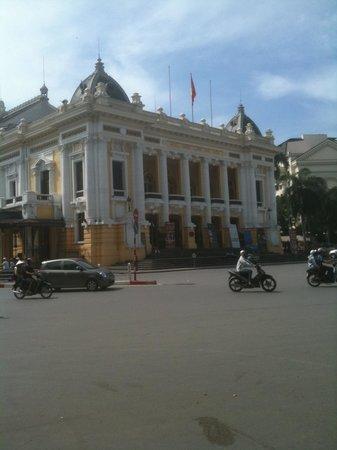 Hanoi Opera House: Opera House Hanoi