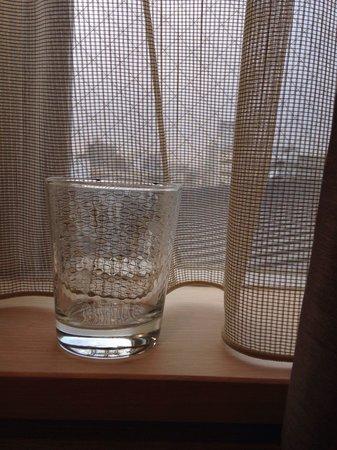 Almont Hotel Kyoto : Beautiful Glass