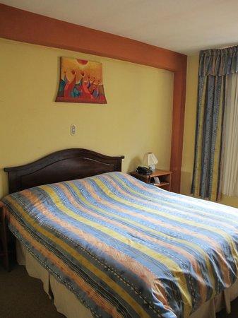Qelqatani Hotel: Habitación doble